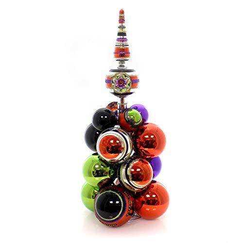 Christopher Radko Halloween Cluster Table Top Tree Decoration ()