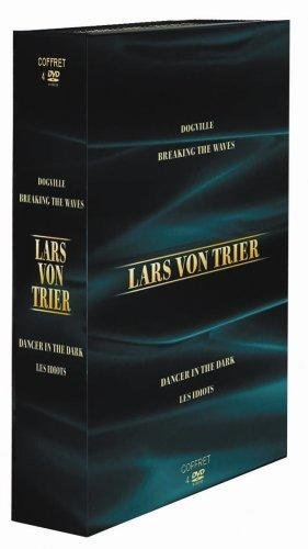 Coffret Lars Von Trier 4 DVD : Dogville / Dancer In The Dark / Les idiots / Breaking The Waves