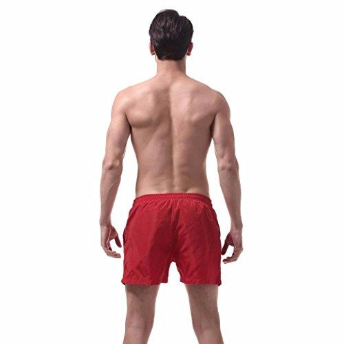 Bain Pingtr De Rouge Short Homme cOrZ7zc