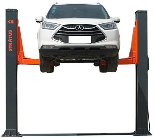 Oil Capacity Lifts Parts : Stratus baseplate lbs capacity car lift auto hoist
