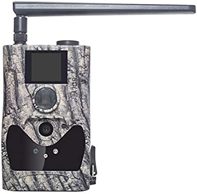 C/ámara de vida silvestre BolyGuard 16MP 1080P Trail Game Camera activado por movimiento visi/ón nocturna infrarroja con pantalla LCD de 2.4 IP66 dise/ño impermeable para seguridad exterior y hogar