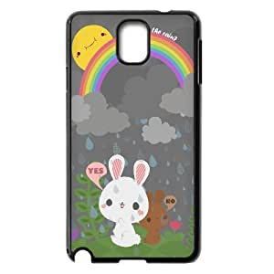 Wholesale Cheap Phone Case For Samsung Galaxy NOTE3 Case Cover -Funny Rabbit-LingYan Store Case 15