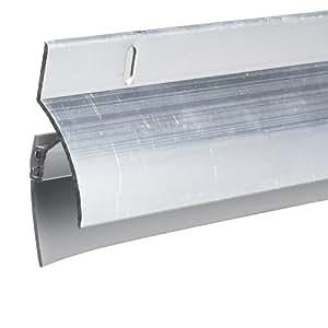 Frost King A69a 36h Aluminum Drip Cap Door Sweep 1 3 4