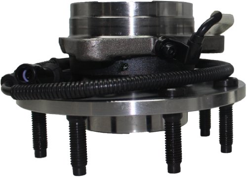 2000 Ford F150 Heritage - Brand New Front Wheel Hub and Bearing Assembly Ford F-150, F-150 Heritage, F-250 4x4 7 Lug W/ABS 515030