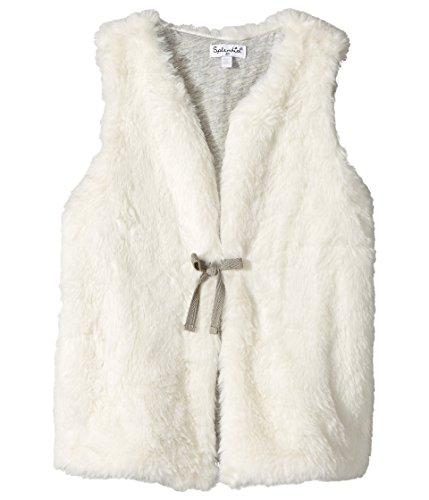 アジア人実験的宣言[スプレンディッド リトル] Splendid Littles レディース Faux Fur Vest (Toddler) ジャケット [並行輸入品]