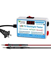 EMVANV LED TV Backlight Tester, LED Lamp Beads TV Backlight Light Strip Lamp Beads COB Light Source Repair Testing Tool with LCD Digital Display 0-300V Output Adaptive Voltage