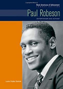 Paul Robeson Entertainer And Activist Legacy Edition border=