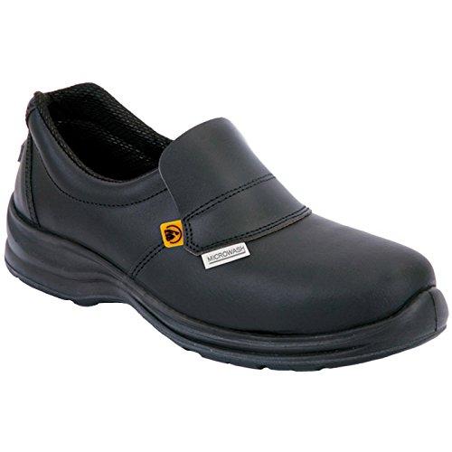 Giasco 92D0241 Medina Chaussures de sécurité bas S2 Taille 41 Noir