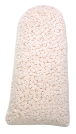 1 Bag Creamy White Crumble Free Loose Fill Shipping Packing Peanuts