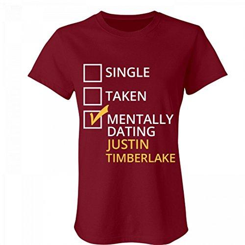 Mentally Dating Justin: Junior Fit Bella Favorite - Timberlake Clothes Justin
