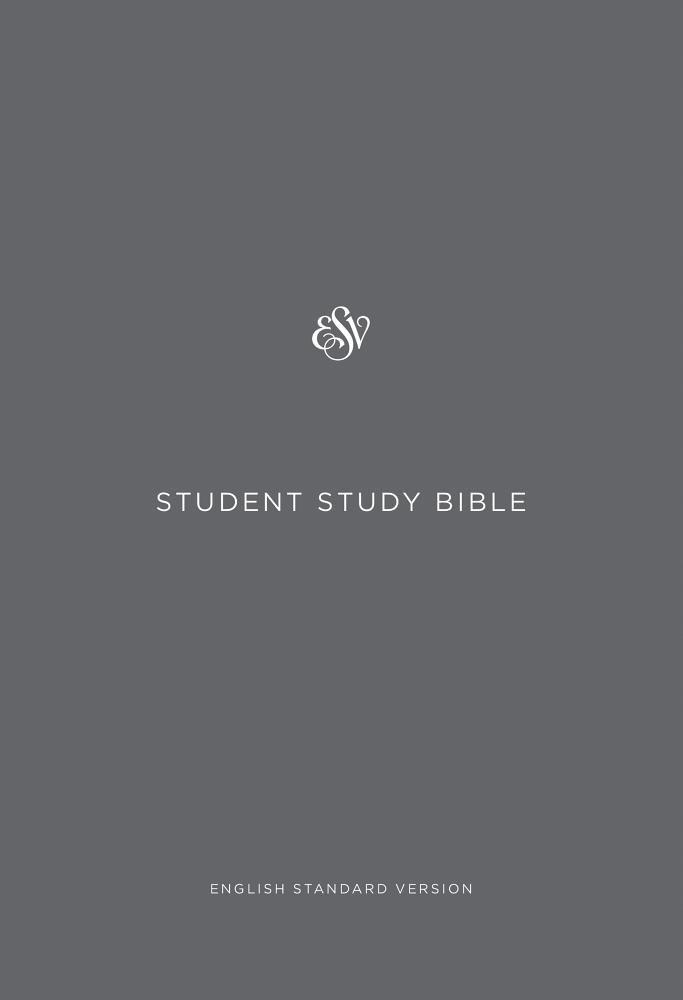 Student Study Bible Bibles Crossway