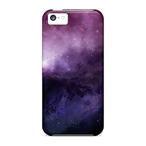 High Quality Illuminating The Dark Universe Case For Iphone 5c / Perfect Case