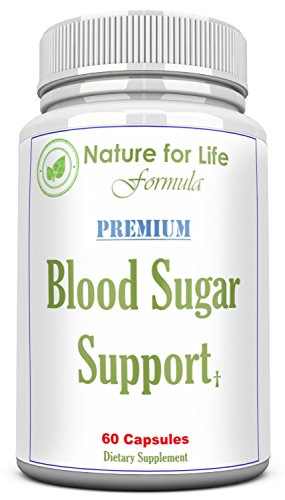 Premium Blood Sugar Control Supplement product image