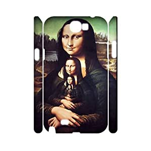 DIY Samsung Galaxy Note 2 N7100 Case, Zyoux Custom New Fashion 3D Samsung Galaxy Note 2 N7100 Cover Case - Trees
