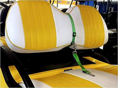 K9 Co-Pilot Doggie Seat Leash for Golf Cart