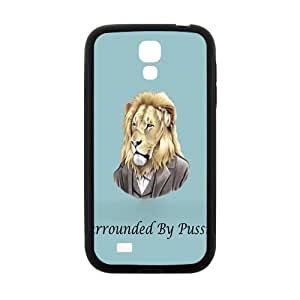 Surrounded by pussies Case Cover For samsung galaxy S4 Case
