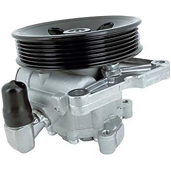 Power Steering Pump Fit for Mercedes Benz C240 C320 C55 AMG Clk320 Clk500 Clk55 AMG Slk55 AMG