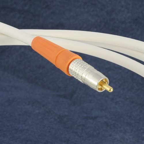 BJC Coaxial Digital Audio Cable 15 Foot White