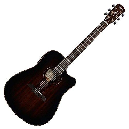 Alvarez MDA66CESHB Masterworks A66 Series Dreadnought Acoustic-Electric Guitar