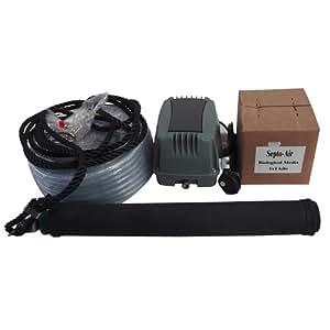 Basic septic tank conversion kit for septic for Septic tank basics
