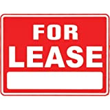 "Sign ""For Lease"" 16X12"""