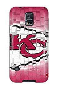 S5 Scratch-proof Protection Case Cover For Galaxy/ Hot Kansasityhiefs Phone Case