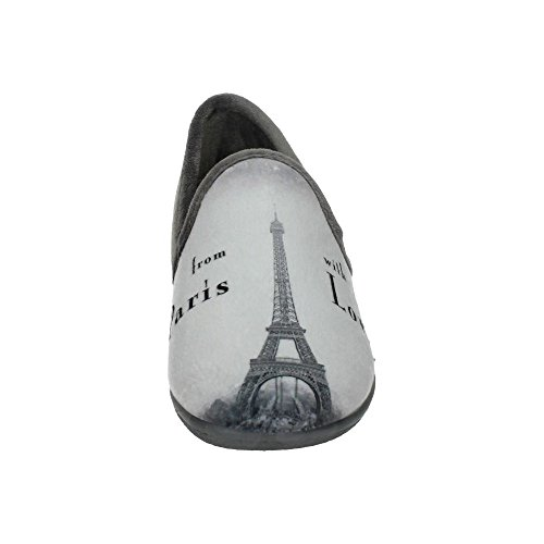 MORANCHEL 6963 FROM PARIS WITH LOVE MUJER GRIS