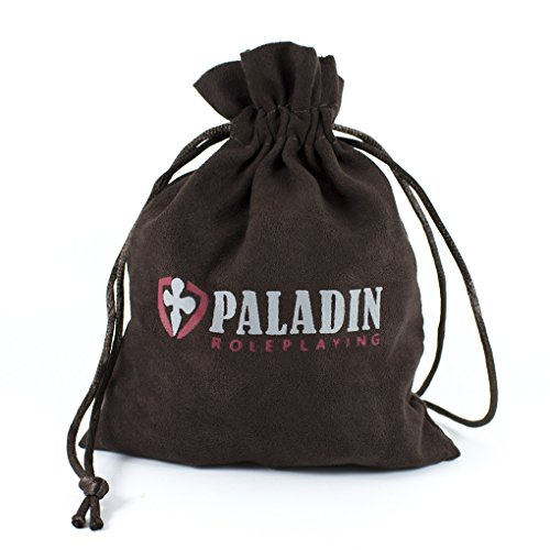 Paladin Roleplaying Faux Suede Dice