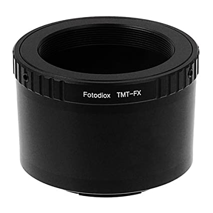 Amazon Fotodiox Lens Mount Adapter Compatible With T