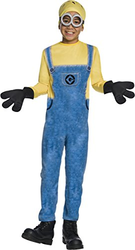 Rubie's Costume Despicable Me 3 Child's Jerry Minion Costume, Multicolor, Medium for $<!--$8.33-->