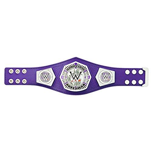 WWE Authentic Wear Cruiserweight Championship Mini Replica Title Belt