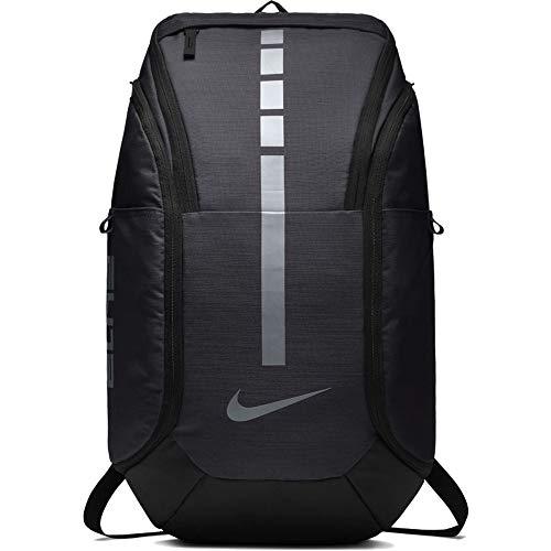 Nike Hoops Pro Elite Backpack Black/Black/Metallic Grey BA5990-011