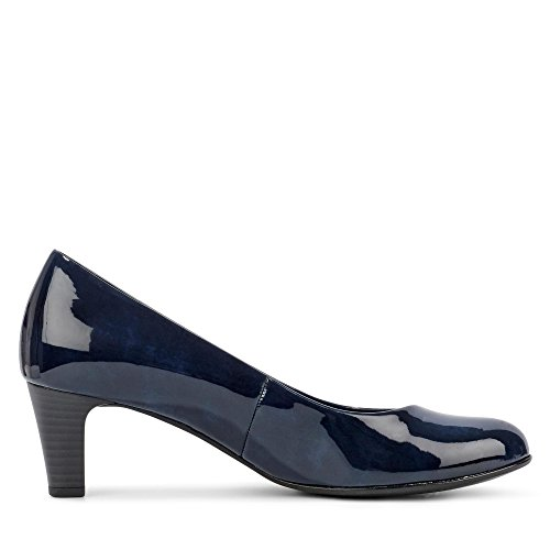 Gabor Women's Court Shoes Blue FpLHuBcOS