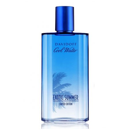 Summer Cool Water Spray (Cool Water Exotic Summer FOR MEN by Davidoff - 4.2 oz EDT Spray)