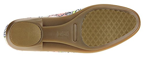 Betunia White Aerosoles Floral Women's Loafer XqxU5
