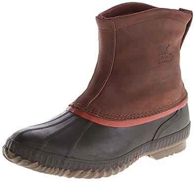 sorel men 39 s cheyanne premium rain boot rain. Black Bedroom Furniture Sets. Home Design Ideas