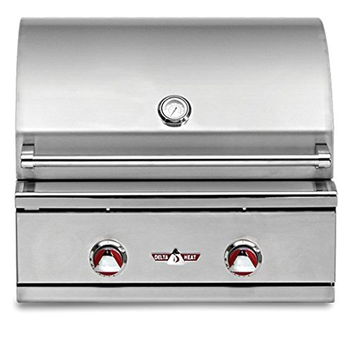 Delta Heat DHBQ26G-CN 26-Inch Built-In Natural Gas Grill by Delta Heat