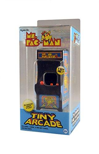 Tiny Arcade Ms. Pac-Man Miniature Arcade Game from Tiny Arcade