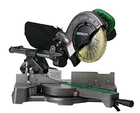 Hitachi c8fse 92 amp 8 12 inch sliding compound miter saw hitachi c8fse 92 amp 8 12 inch sliding compound miter saw greentooth Image collections