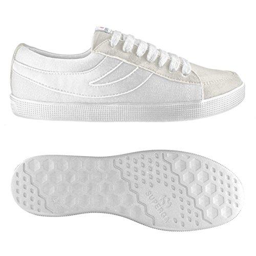Sneakers - 4571-cotwashsueu White