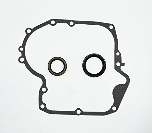 Carbman Crankcase Gasket & Oil Seal Combo for Briggs & Stratton 793880 697110 & ()