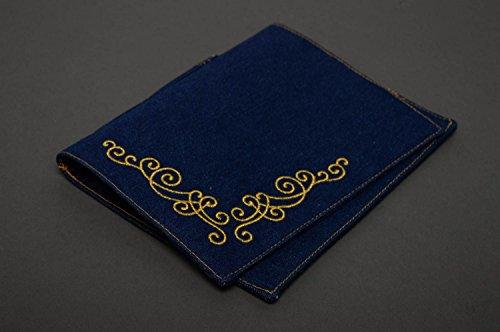 Denim Notebook Cover