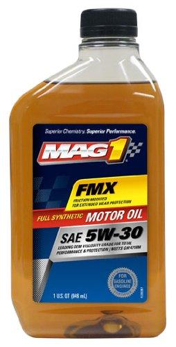 MAG1 61790 Full Synthetic 5W-30 SN Motor Oil - 1 Quart Bottle