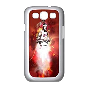 Samsung Galaxy S3 9300 Cell Phone Case White James LeBron A38417459
