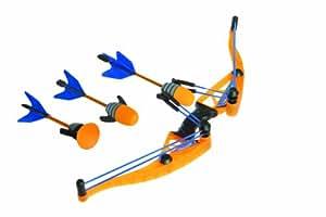Zing Toys Air Storm Z-Curve Bow, Orange Black