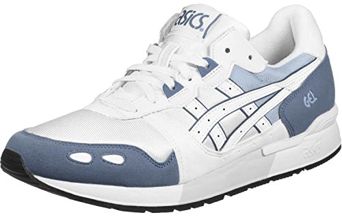 cheap sale fashionable outlet footlocker finishline ASICS Mens White / Blue Gel-Lyte Trainers Pigeon Blue/White buy cheap classic excellent online outlet collections iVlC8G3c