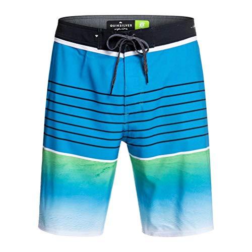 Quiksilver Men's Highline Slab 20 Boardshort Swim Trunk