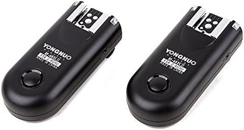 Yongnuo disparador inalámbrico y disparador de flash RF-603II C1 ...