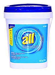 all Multi-Purpose Powder Detergent (19-Pounds)