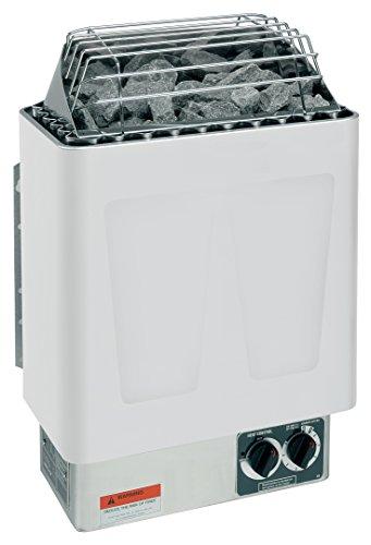 Harvia KIP 8KW, 240V-1PH Electric Sauna Heater with